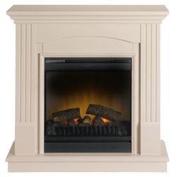 Dimplex Chadwick Freestanding Electric Fire and Surround Suite