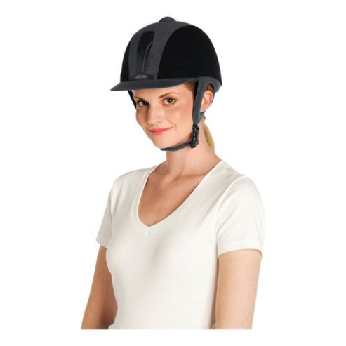Harry Hall ladies Elite plus riding helmet 59cm