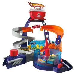 Hot Wheels Colour Shifters Custom Garage Playset