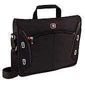 Wenger Developer 15 Messenger Bag with extra Ipad/Tablet/eReader Pocket
