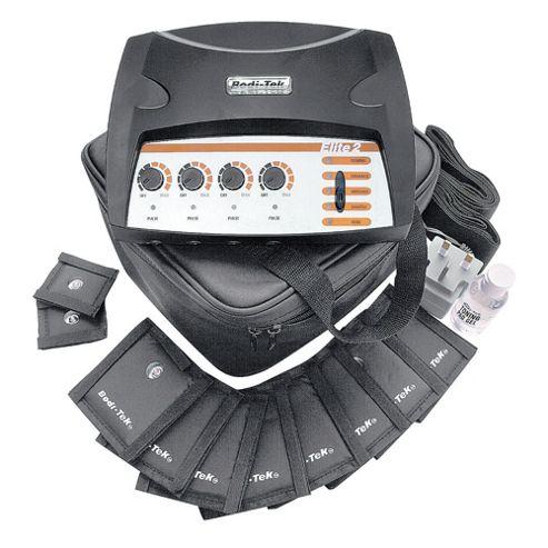 Bodi-Tek Sports Elite 2 EMS Body Toning Kit with Straps