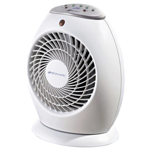 Bionaire BFH261-IUK Fan Heater,  2000W - White