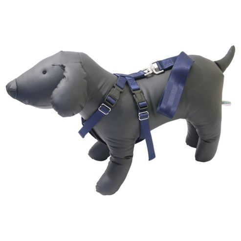 Rosewood Dog Car Harness - Small