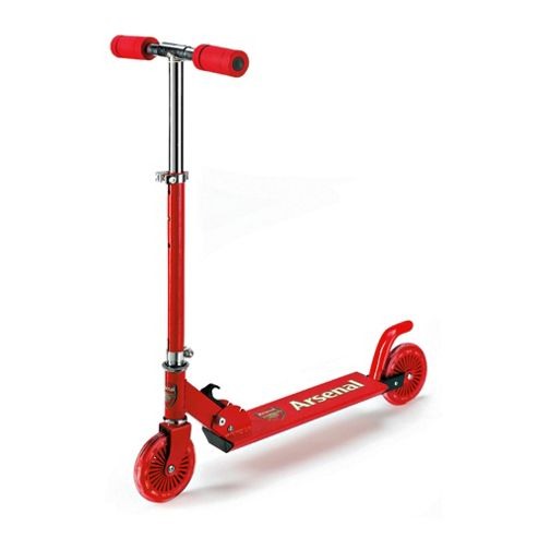 Arsenal Folding Scooter