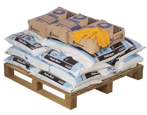 Concrete Patio Base Kit