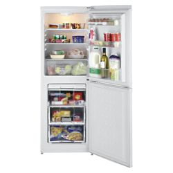 Beko CDA539FW Fridge Freezer, Energy Rating A, Width 54.5cm. White
