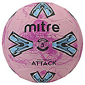 Mitre Attack Netball Pink