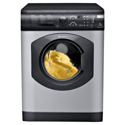 Hotpoint WMF740G graphite washing machine