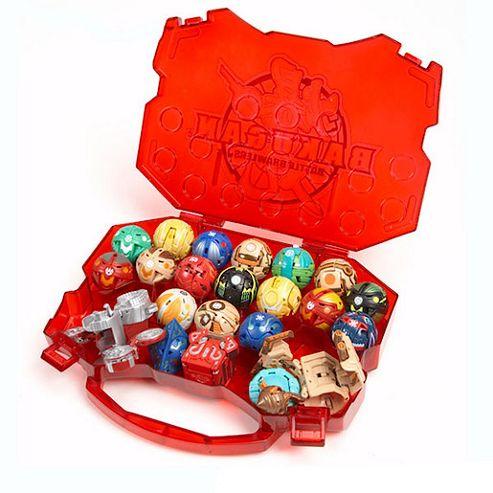 Spin Master Bakugan Bakubox Red