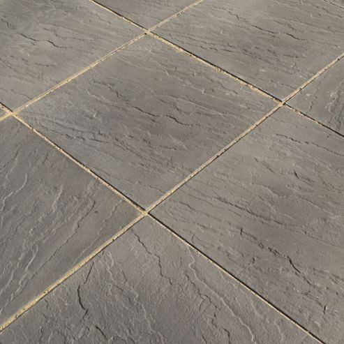 Oxford Cornish Slate 600x600 Paving