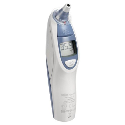 Braun Thermoscan Digital Ear Thermometer IRT6020