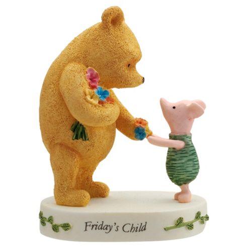 Winnie The Pooh, Fridays Child