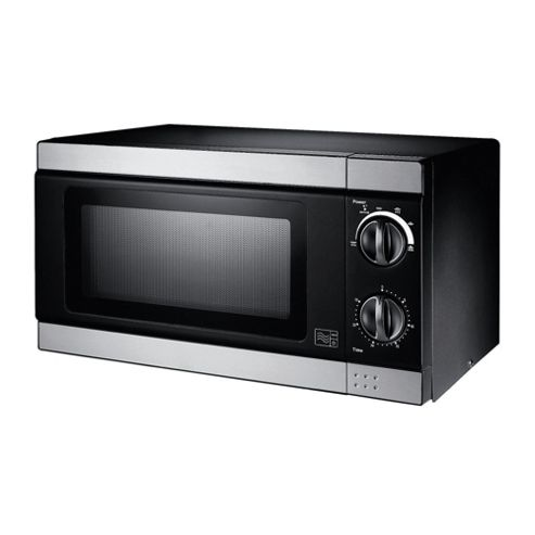 Tesco MMB09 17L Microwave, Black