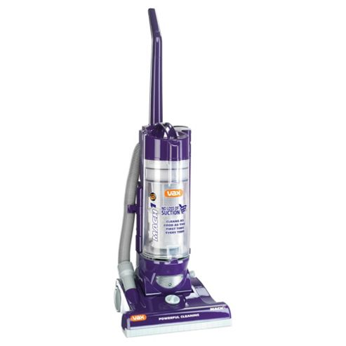 Vax U-91-M1-B Mach 1 Upright Bagless Vacuum Cleaner