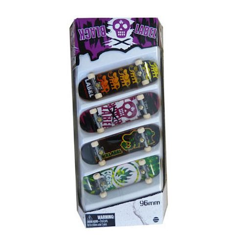 Tech Deck 96mm Boards 4 Pack