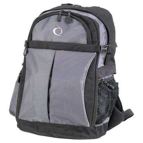 Activequipment Backpack, Black & Grey