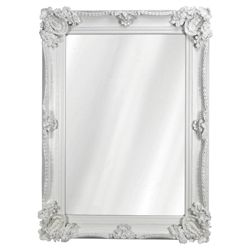 Abbey Mirror Cream Effect 92X66Cm