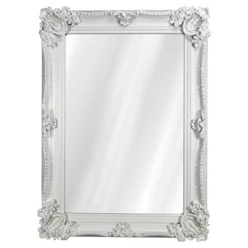 Abbey Mirror Cream Effect 92X66Cm