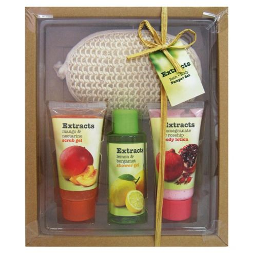 Extracts Bath And Body Pamper Set