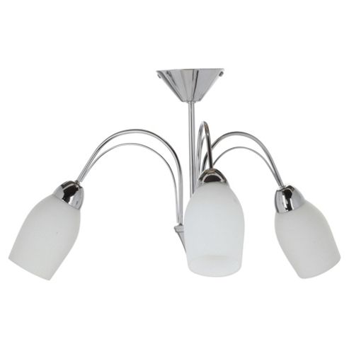 Tesco Lighting Tulip Ceiling Fitting