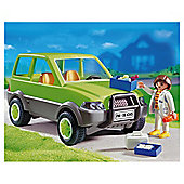 Playmobil Vet with Car