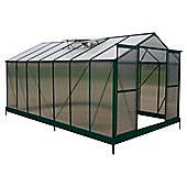 Mercia 14x8 Polycarb Greenhouse