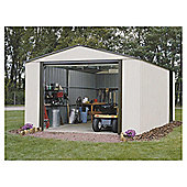Rowlinson 12x24 Metal Shed