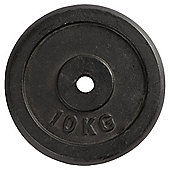 One Body 10kg Cast Iron Plate
