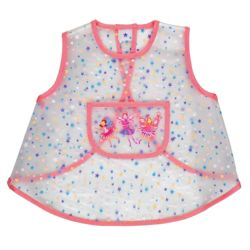 Tesco Princess Dress Bib