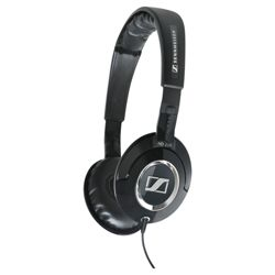 Sennheiser HD228 Explosive Bass On Ear Headphones Black