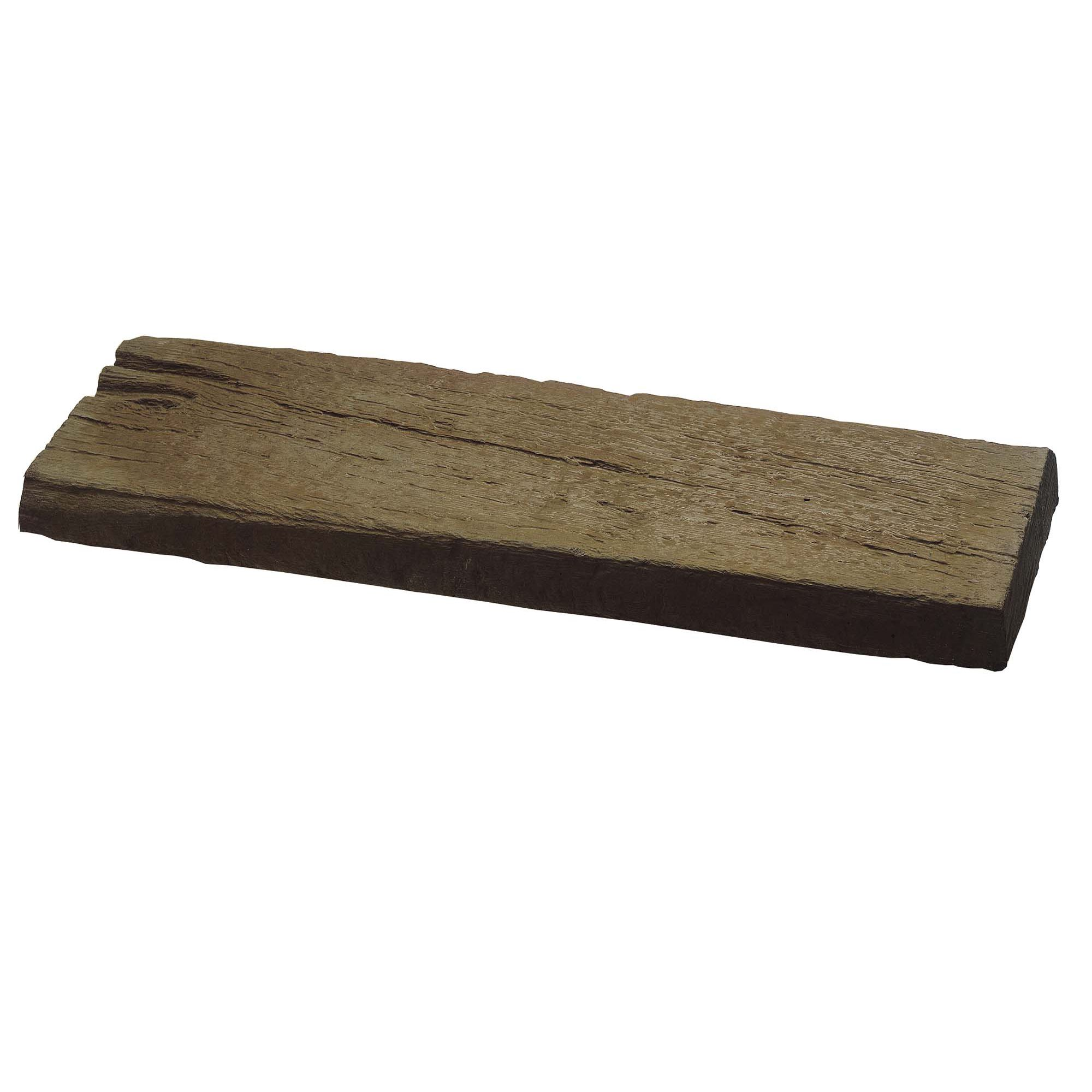 Sleeper Paving Timber Brown Medium at Tesco Direct