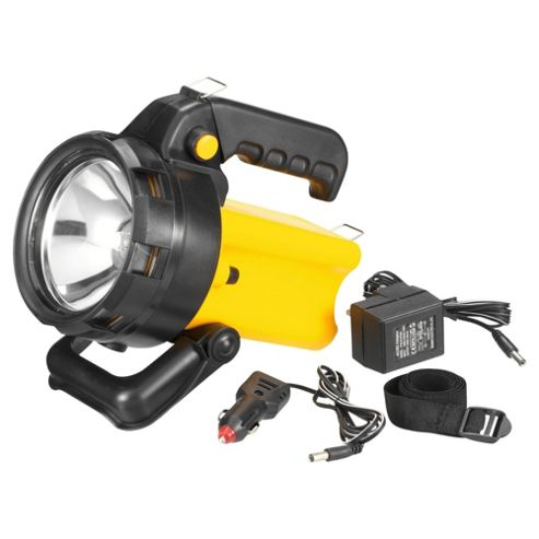 Active 1 Million Candle Rechargeable Halogen Spotlight Lantern Torch