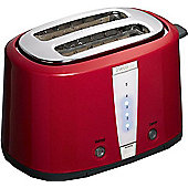 Meyer Prestige 51050 Dakota 2 Slice Toaster - Red