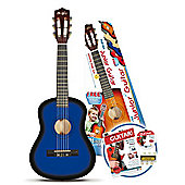 Music Alley 1/2 Size Acoustic Guitar - Blue