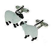 Sheep Cufflinks for Shepherds and Farmers Novelty Themed