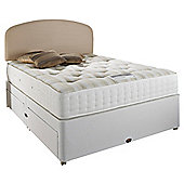 Rest Assured Royal Ortho 1000 Double Non Storage Divan Bed