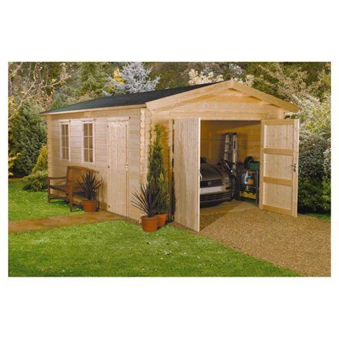 Finnforest Koppelo 210 Log Cabin