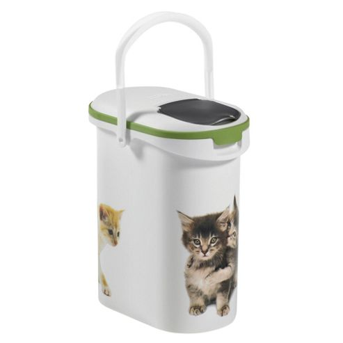 Curver cat food container