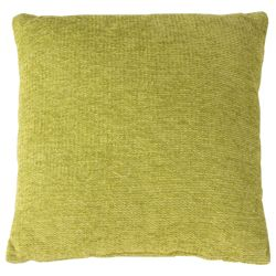 F&F Home Chenille Cushion, Green