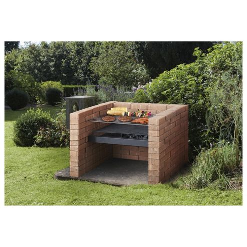 Tesco DIY Charcoal Barbecue Grill
