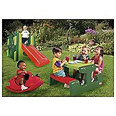 Little Tikes Bundle Deal (Rocker, Picnic Table & Junior Activity Gym)