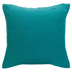 Tesco Basic Cushion Cover, Teal