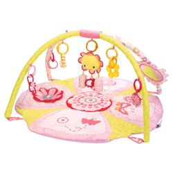 Bright Starts Pretty In Pink Supreme Baby Activity Play Gym