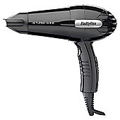 Babyliss Turbo Shine Dryer 2000 5116U