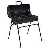 Tesco Barrel Charcoal BBQ