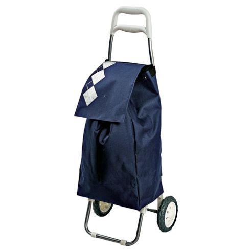 Tesco Adaptable Shopping Trolley
