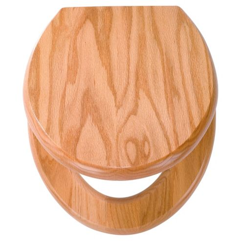 Buy Slow Close Toilet Seat Solid Oak From Our Toilet