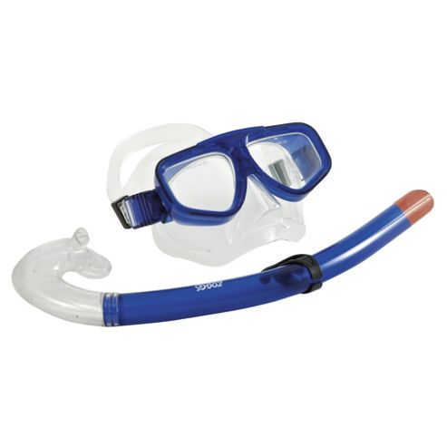 Zoggs Junior Swimming Mask and Snorkel Set