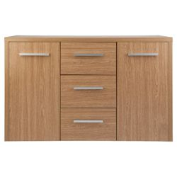 Camden Sideboard, Oak-effect