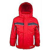Hawk Kids Ski Jacket - Red